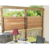 Louver Blinds & Shutter System - Hardware Kit - LSB48