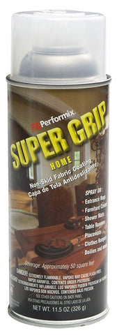 91209-6 11.5 Oz Clear Super Grip Non Skid Fabric Coating Spray