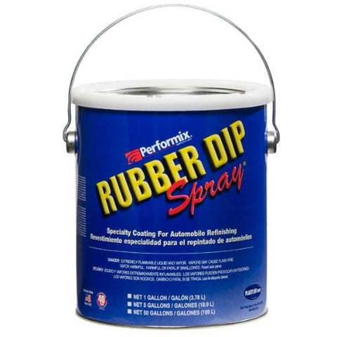 Rubber Aerosol Flex Blue Gallon Spray