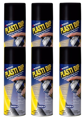 Rubber Coating Aerosol Black