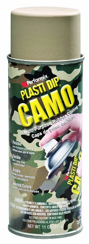 Plasti Dip Camo Multi Purpose Rubber Coating Spray
