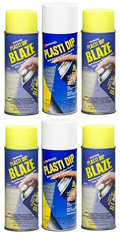 Plasti Dip Multi Purpose Rubber Coating with Blaze