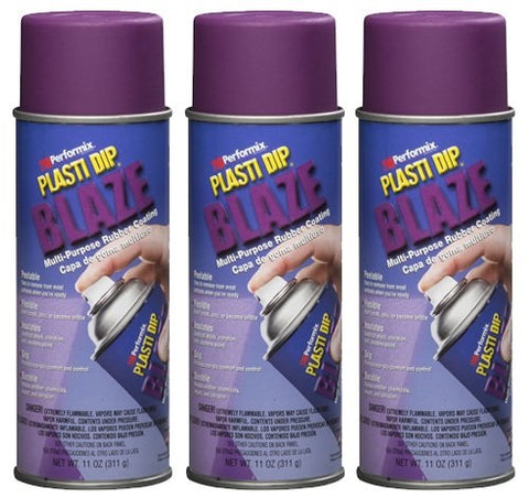 Plasti Dip Blaze Multi Purpose Rubber Coating Spray