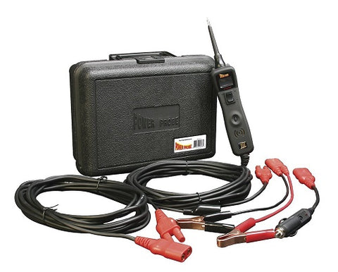 Power Probe III Circuit Test Kit - PP319 in Black - Voltmeter and Accessories