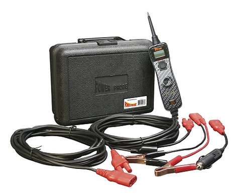 Power Probe III Circuit Test Kit - PP319 in Carbon - Voltmeter and Accessories