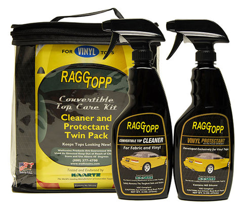 Convertible Vinyl Top Care Kit
