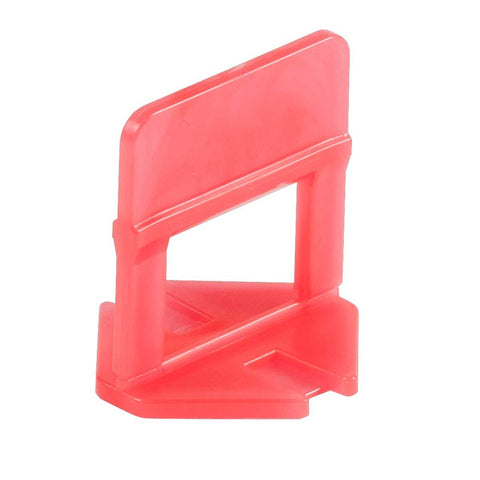 "1/8"" Red Clip Tile Leveling System - 2000 Pcs Clips"