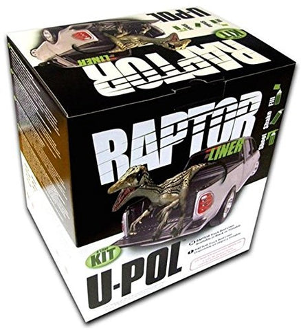 Raptor Truck Bed Liner Kit