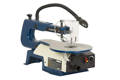 10-600VS Scroll Saw With Lamp, 16-Inch