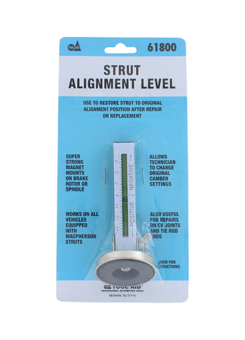 Strut Alignment Level