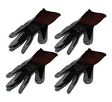Nitrile Dipped Gloves Small