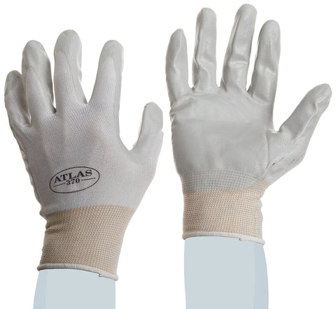 X-Large Gloves, 370W, Pack of 12