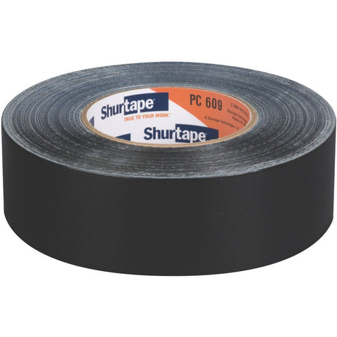 Cloth Black Duct Tape