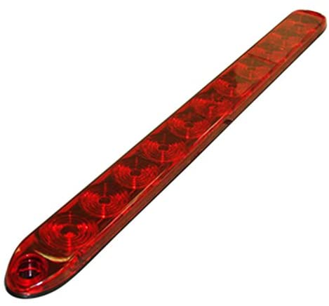 "15"" Red Multi-function Stop Turn Tail Marker Trailer Light LED Truck Waterproof"