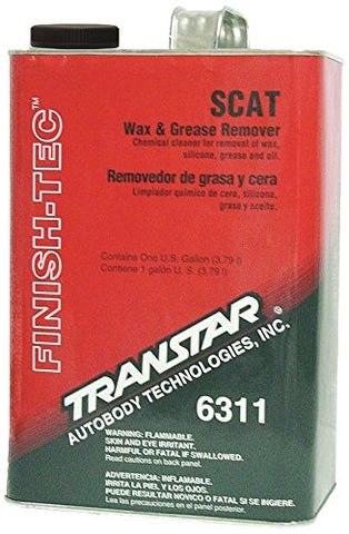 SCAT Wax and Grease Remover
