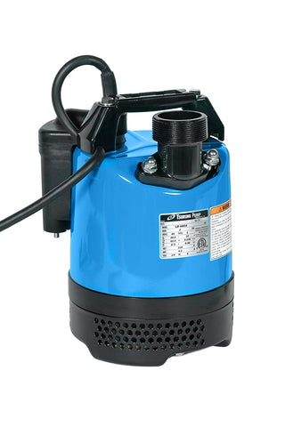 LB-480A; Automatic Operation, Portable dewatering Pump, 2/3hp, 115V