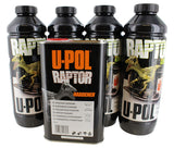 Raptor Tintable Truck Bed Liner 4 Liter Kit w/Blue Color Tint Pouch 1.5 Ounce