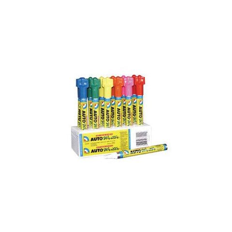 Autowriter Markers - 12 Pack