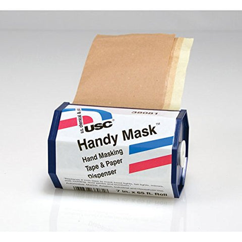 hand masking tape and paper, 15 refills