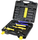 56000 PureFlow 1/2-Inch and 3/4-Inch PEX Press Tool Set