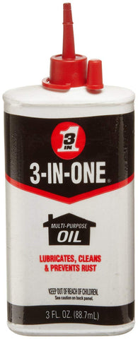 Multi-Purpose Oil, 3 OZ [24-Pack]