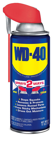11 oz Aerosol 2 Way Spray Multi-Use Lubricant
