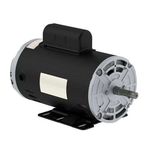 "3HP Electric Motor for air Compressor 3455 RPM 5/8"" Shaft"