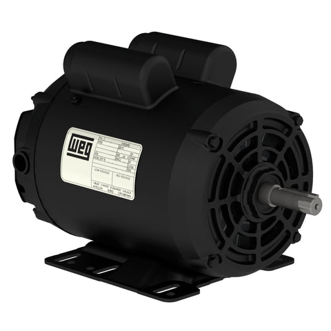"5HP Electric Motor for air Compressor 56HZ frame 3455 RPM 7/8"" Shaft"