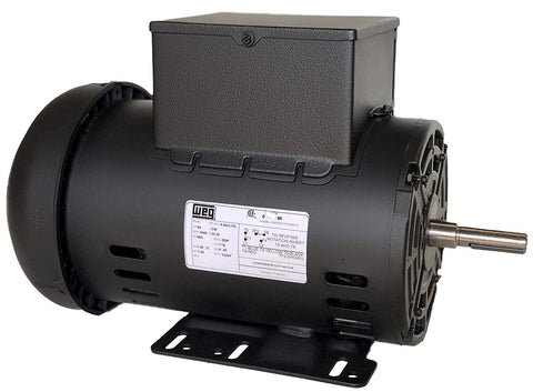 "5HP Electric Motor for air Compressor 56 Frame 3440 RPM 5/8"" Shaft"