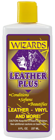 Wizzards Leather Plus