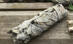 White Sage Smudge Stick 5""