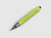 MAT4+ triangular pen - 4 refills, asparagus colour - VITTORIO MARTINI 1866