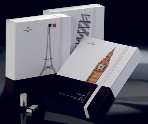 Vertical Masters Document Folder