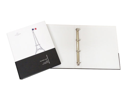 Vertical Masters ring binder - VITTORIO MARTINI 1866