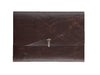 Document folder A4 SOTTOBRACCIO, nubuck leather - VITTORIO MARTINI 1866