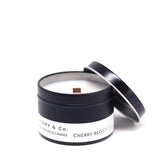 AYDRY & Co. Cherry Blossom Mini Tin Candle