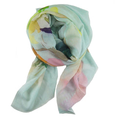 Dealtry Thalia Watercolor Scarf at Red Sail