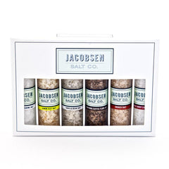 Jacoben's Salt Co Finishing Salt Set Red Sail