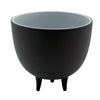 Pigeon Toe Two Tone Tripot Planter
