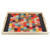 Wolfum Honeycomb Tray Red Sail