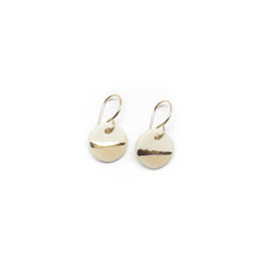 Zoe Comings Tiny Pebble Earrings at Red Sail