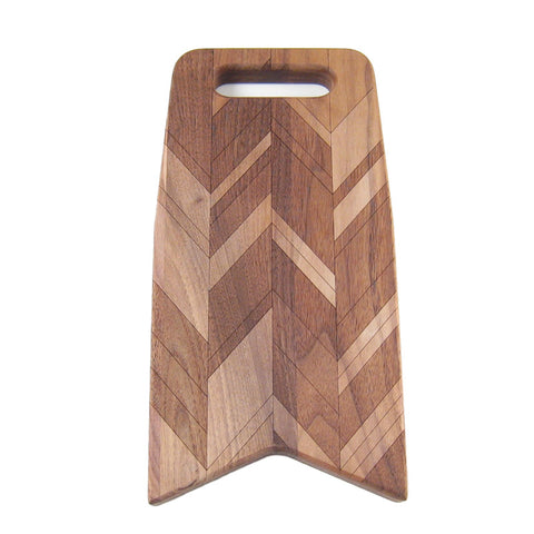 Herringbone Pattern Flag Board