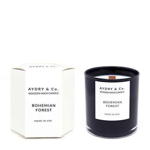 AYDRY & Co. Wooden Wick Candle