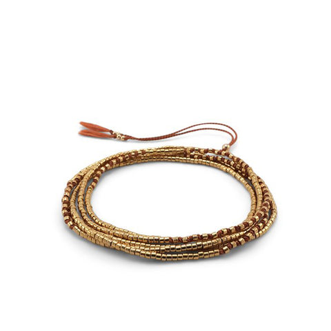 Ra Wrap Bracelet/Necklace
