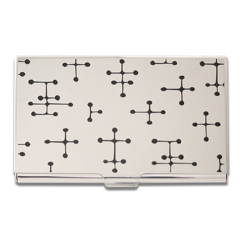Eames Dots Etched Card Case