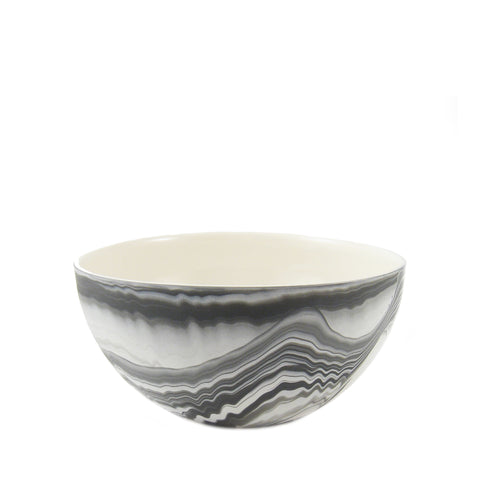 Carrara Pattern Small Serving Bowl