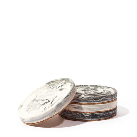 Carrara Coaster Set