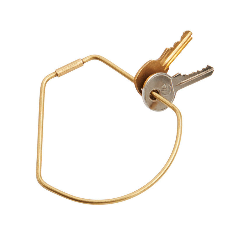 Bell Contour Key Ring