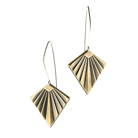 Power Beam Earrings