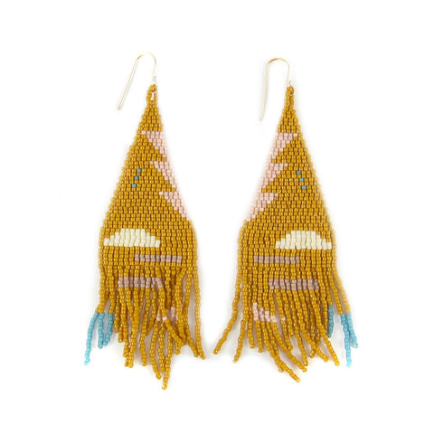Iwaku Earrings